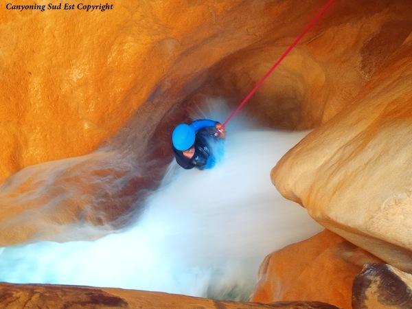 Aiglun Canyon