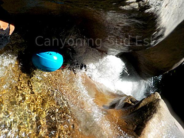 Canyoning Cramassouri
