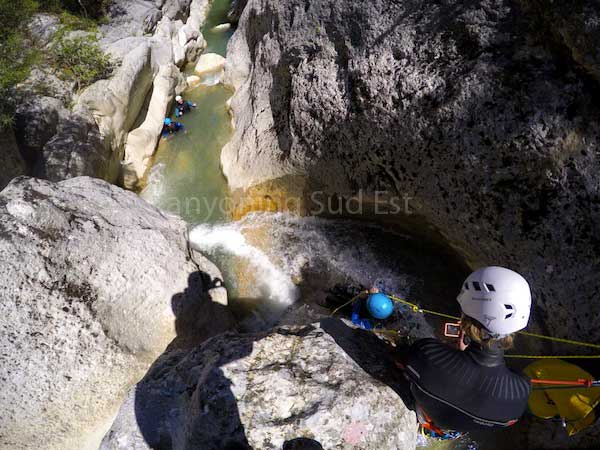 Canyoning Gours du Ray