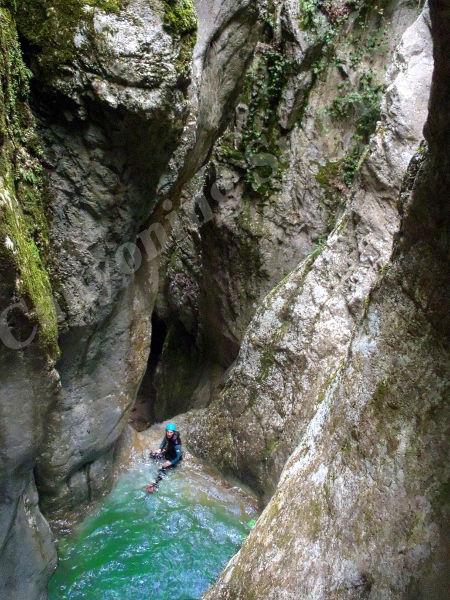 Canyoning Imberguet