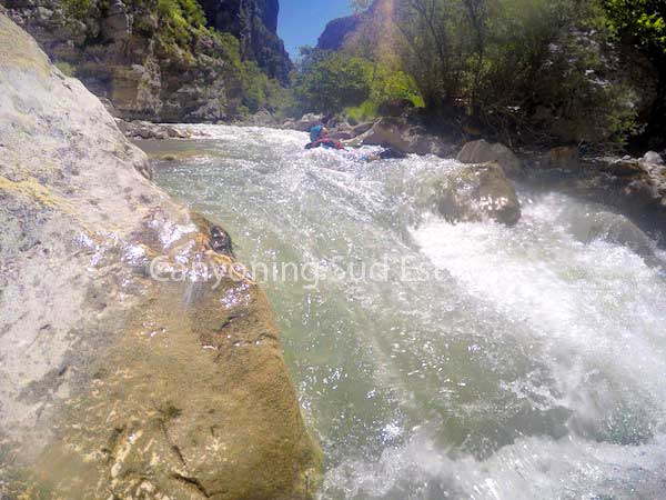 Castellane Aquatic hike