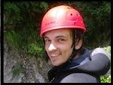 Mathieu Canyoning Sud Est.