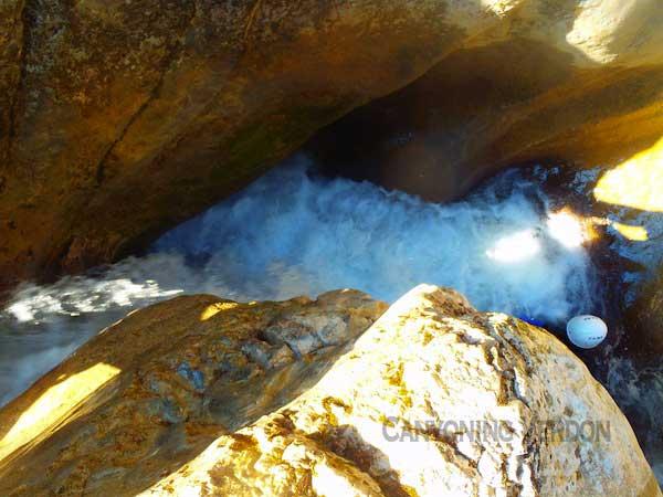 Canyoning Saint Auban