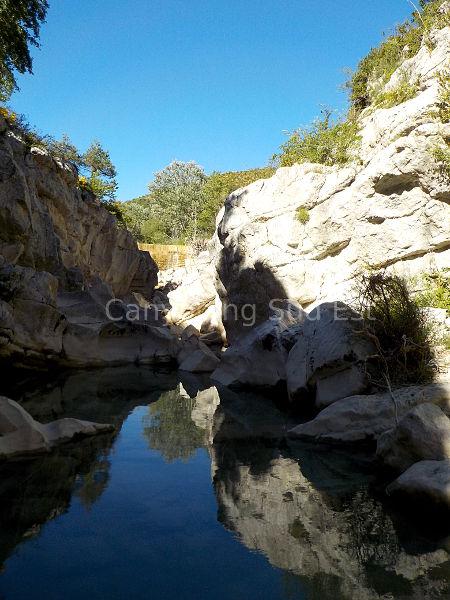 Canyoning Var