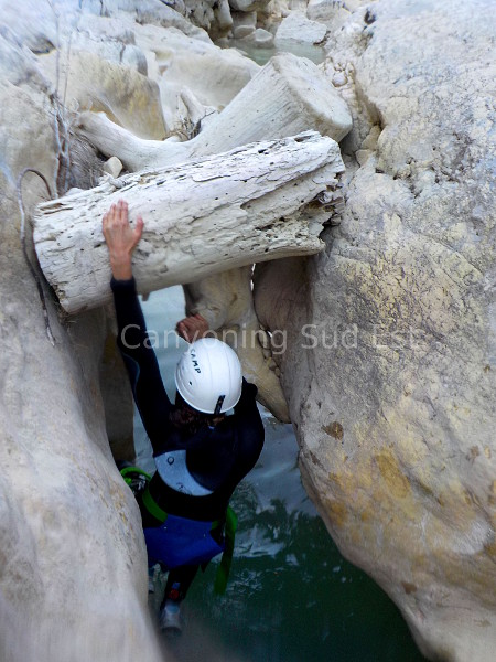 Souche Canyoning Trigance
