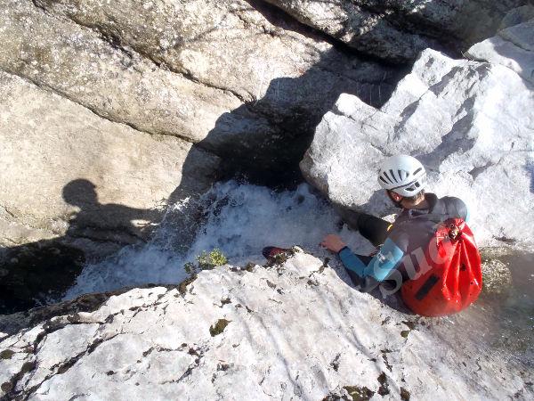 Canyoning Sisteron