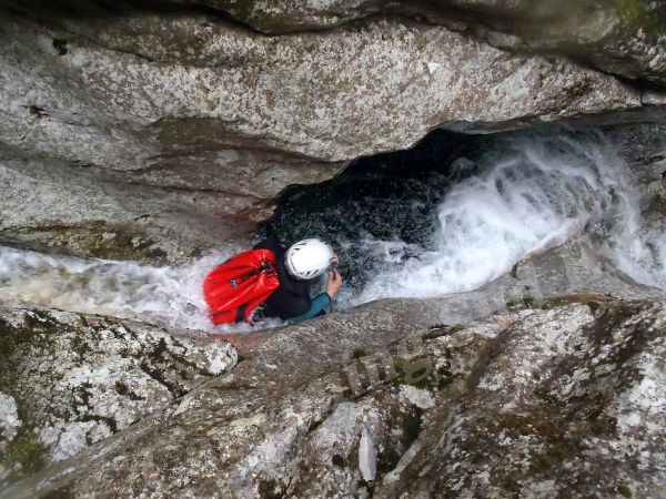 Canyoning Valbelle
